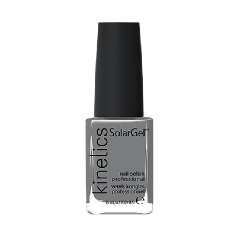 KINETICS 345 лак профессиональный для ногтей / SolarGel Polish Nordic Blue 15 мл