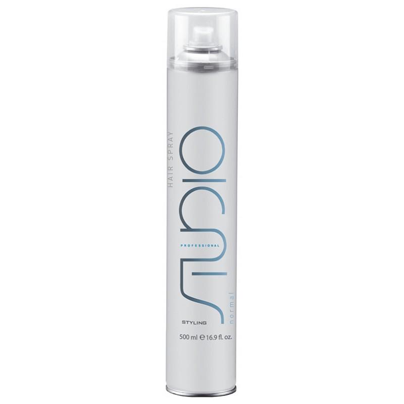 STUDIO PROFESSIONAL Лак нормальной фиксации для волос / Studio 500 мл