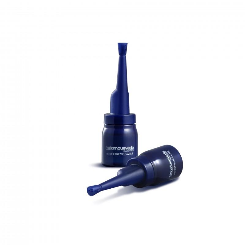 MIRIAM QUEVEDO Сыворотка биовосстанавливающая против выпадения волос / EXTREME CAVIAR ESSENTIAL 6*10 мл