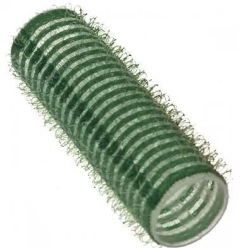SIBEL Бигуди-липучки зеленые 21 мм 12 шт/уп