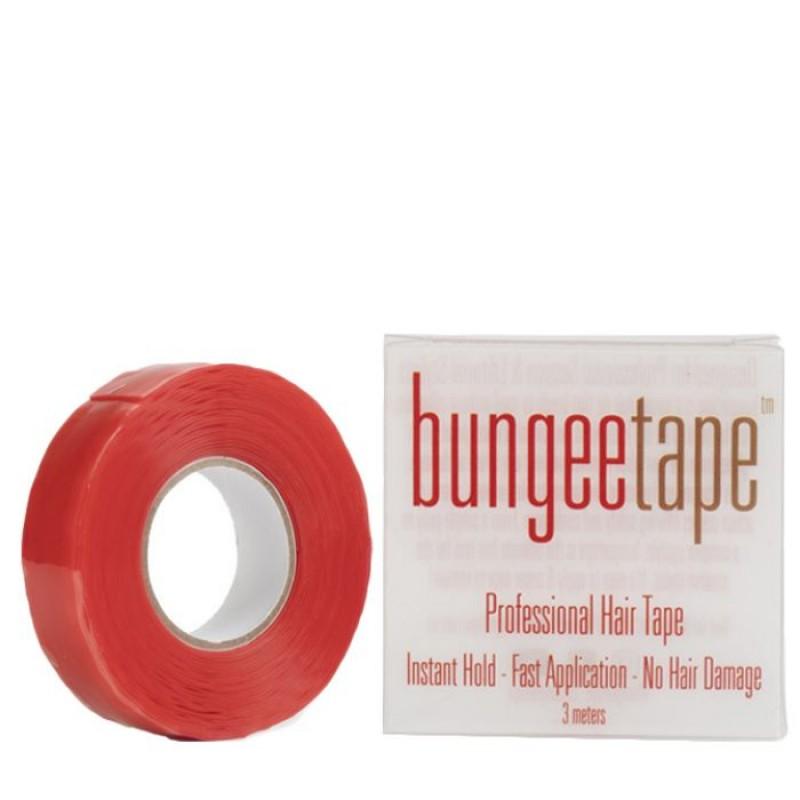 BUNGEETAPE Скотч для волос, красный / Bungeetape Red