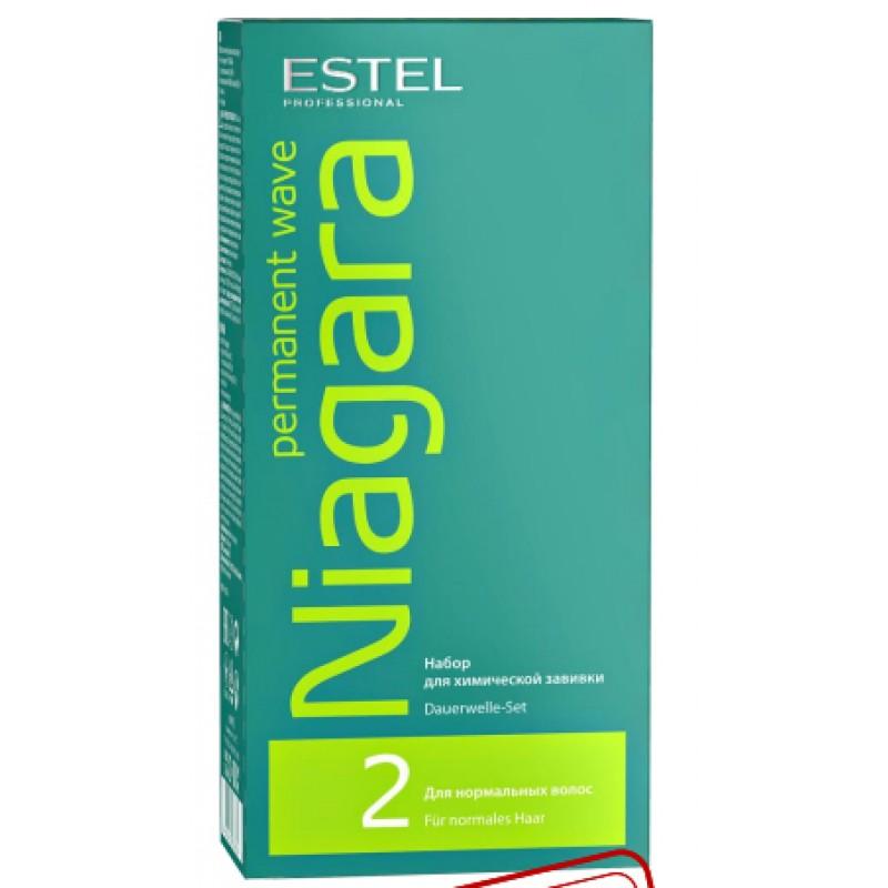 ESTEL PROFESSIONAL Набор для химической завивки для нормальных волос / NIAGARA