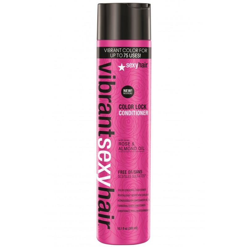 SEXY HAIR Кондиционер для сохранения цвета / COLOR LOCK 300 мл