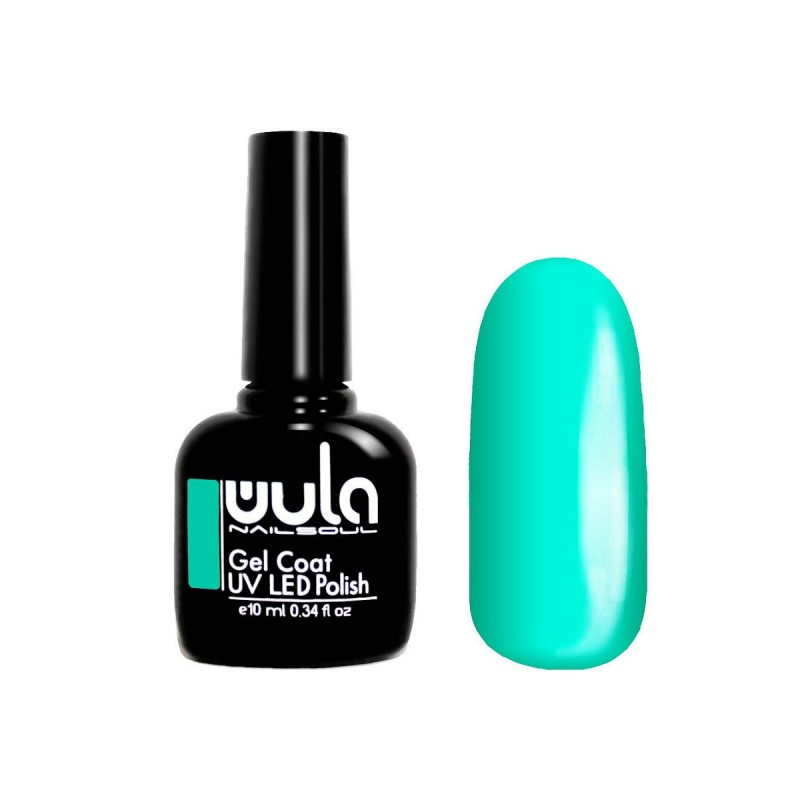 WULA NAILSOUL 635 гель-лак для ногтей / Neon addiction 10 мл