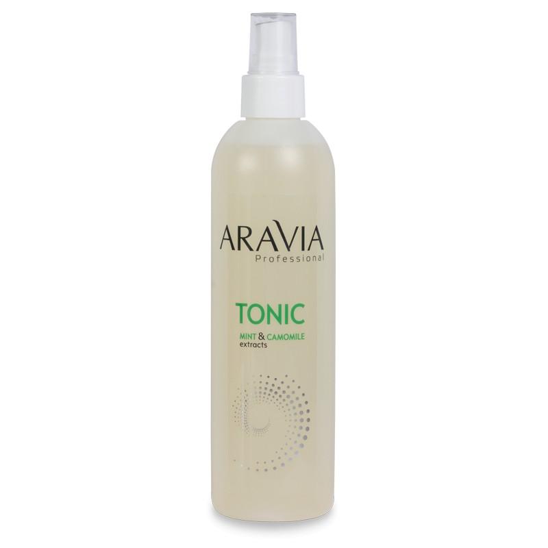 ARAVIA Тоник с мятой и ромашкой для очищения и увлажнения кожи 300 мл