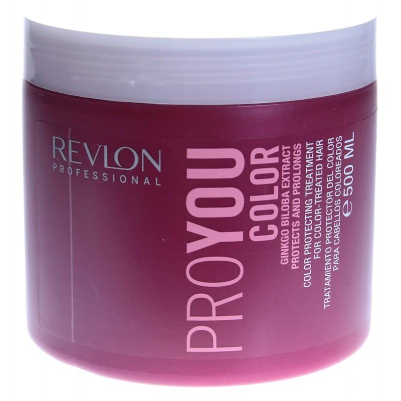 REVLON PROFESSIONAL Маска для сохранения цвета окрашенных волос / PROYOU COLOR 500 мл