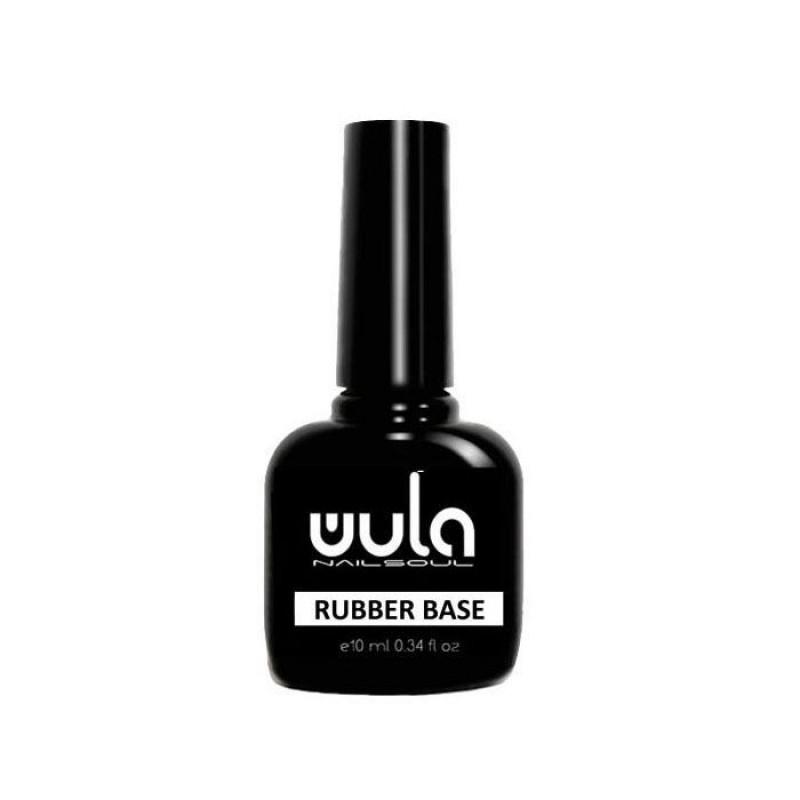 WULA NAILSOUL База каучуковая / Wula UV Rubber base coat 10 мл