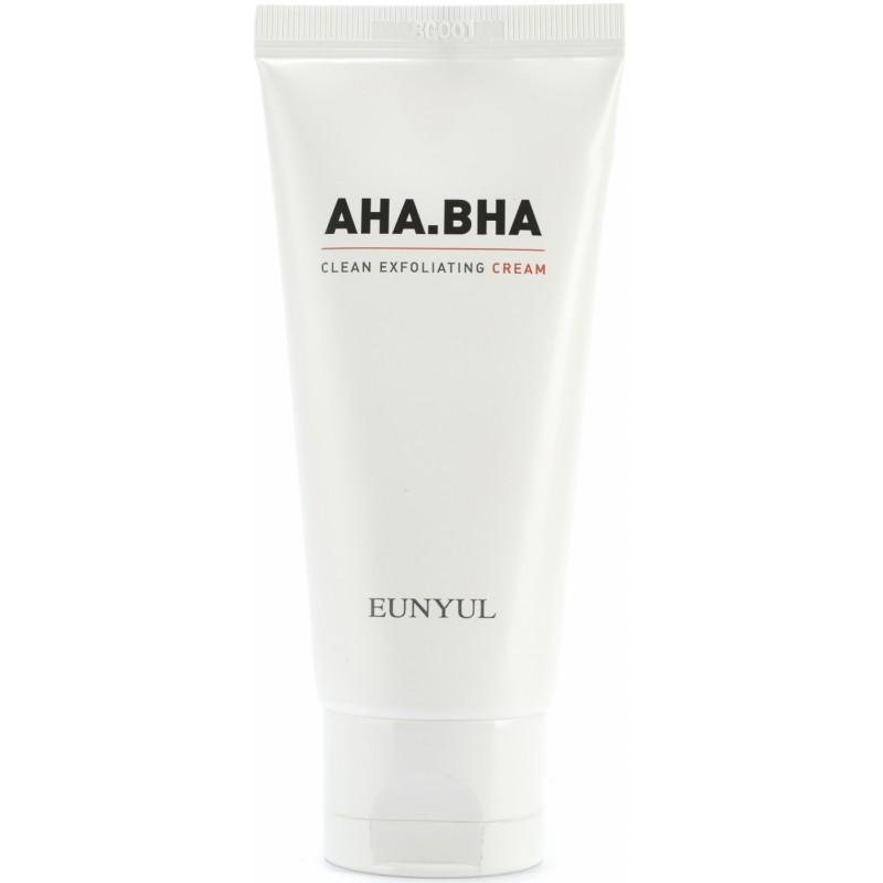 EUNYUL Крем обновляющий с AHA и BHA кислотами для чистой кожи 50 г