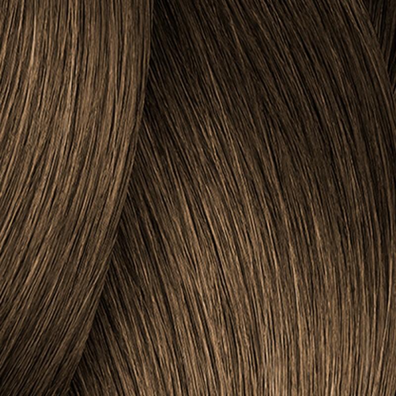 L'OREAL PROFESSIONNEL 7.18 краска для волос / МАЖИРЕЛЬ КУЛ КАВЕР 50 мл