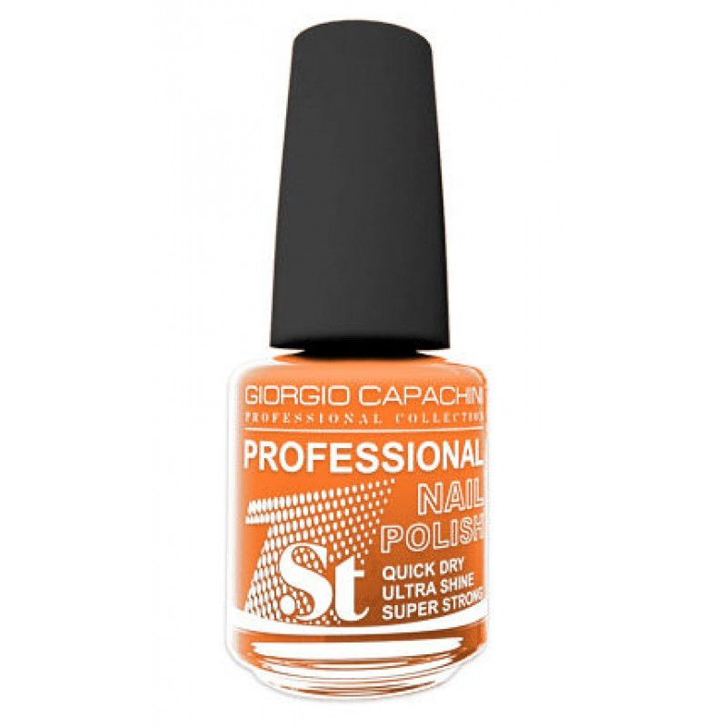 GIORGIO CAPACHINI 102 лак для ногтей / 1-st Professional 16 мл