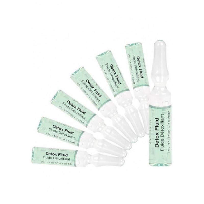JANSSEN COSMETICS Сыворотка-детокс, в ампулах / Detox Fluid 7*2 мл