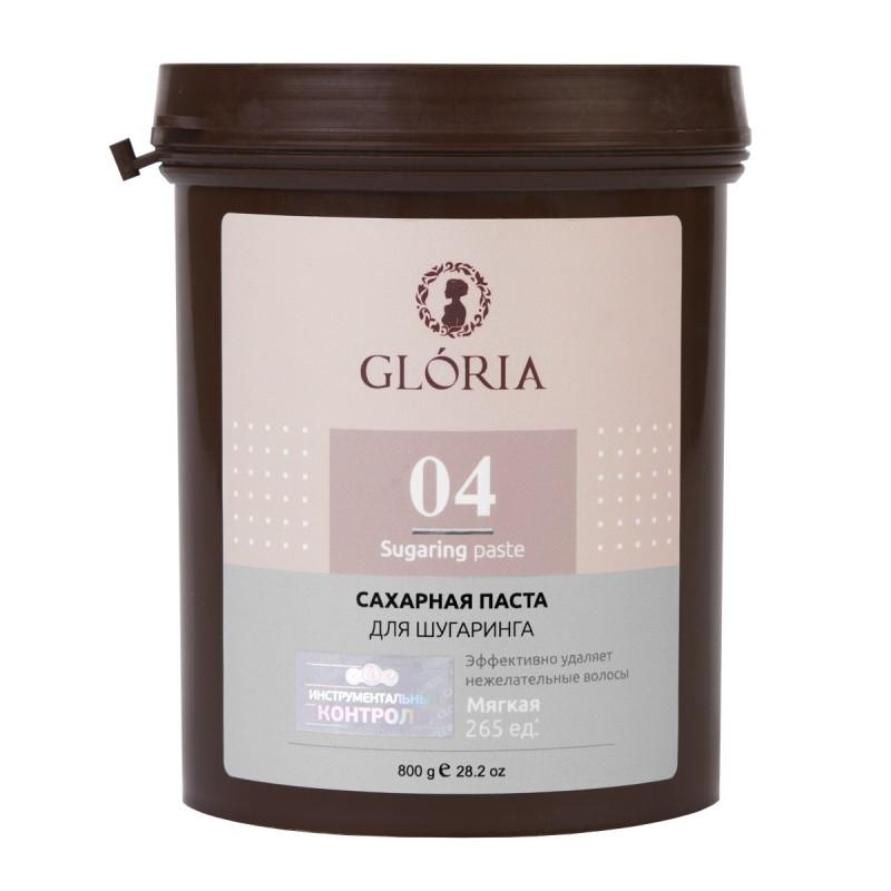 GLORIA Паста мягкая для шугаринга 0,8 кг