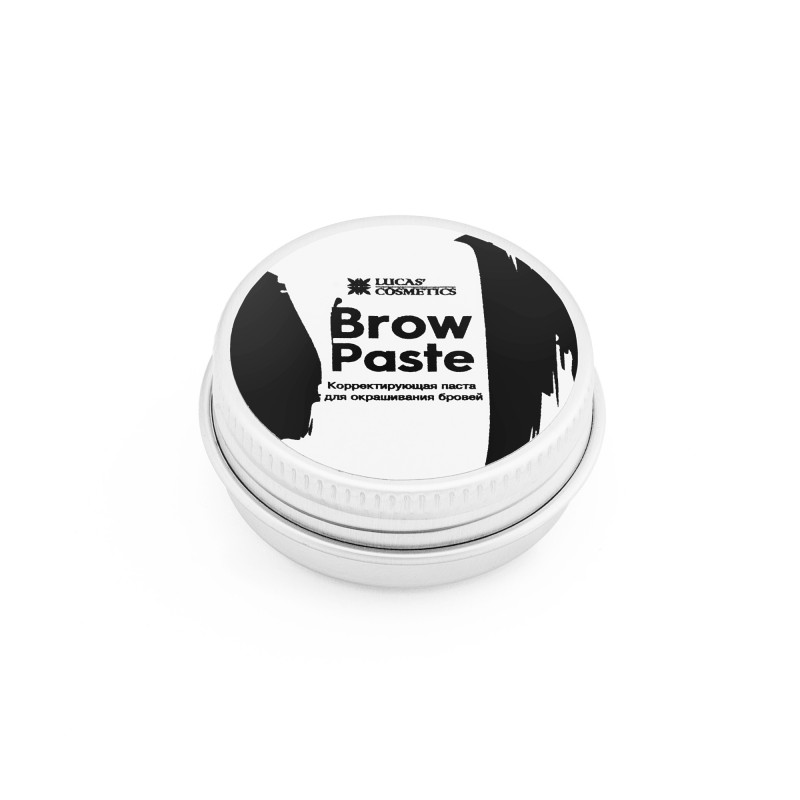 LUCAS' COSMETICS Паста для бровей / Brow Paste by CC Brow 15 г