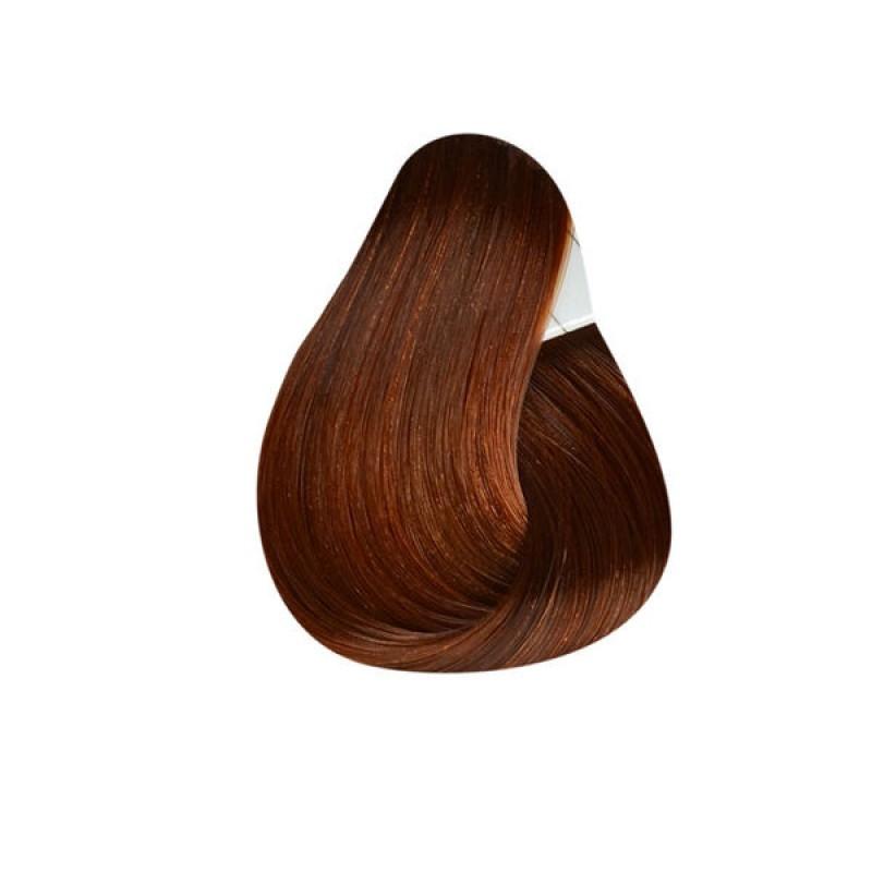 ESTEL PROFESSIONAL 8/4 краска для волос, светло-русый медный / DE LUXE SILVER 60 мл