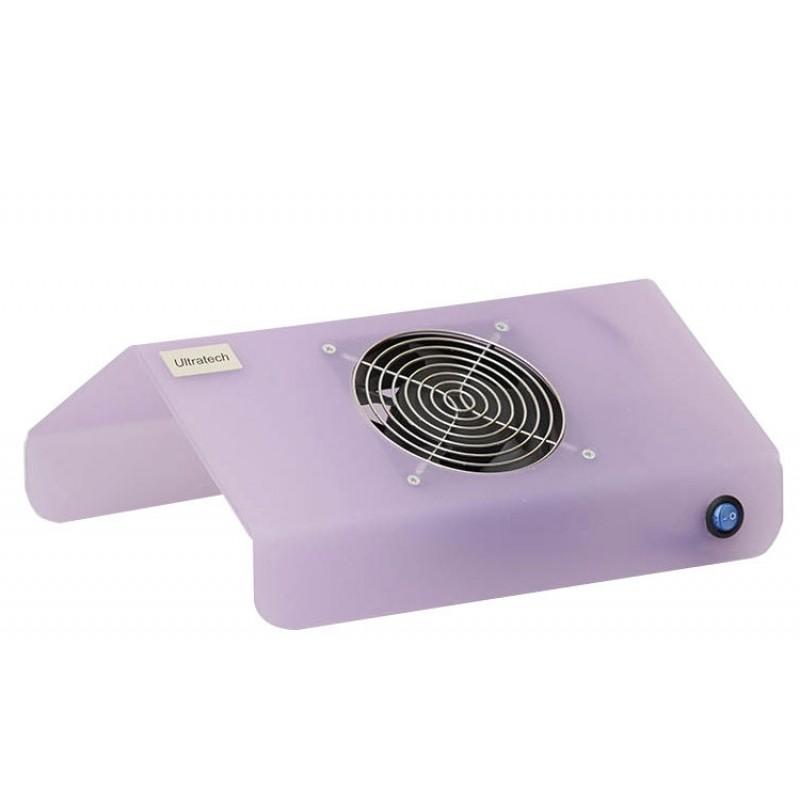 ULTRATECH Пылесос маникюрный SD-117, цвет фиолетовый / Ultratech
