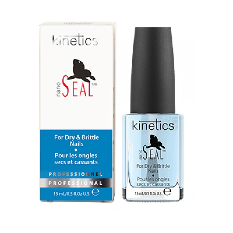 KINETICS Основа Тюлень / K-Nano Seal Nail Treatment 15 мл