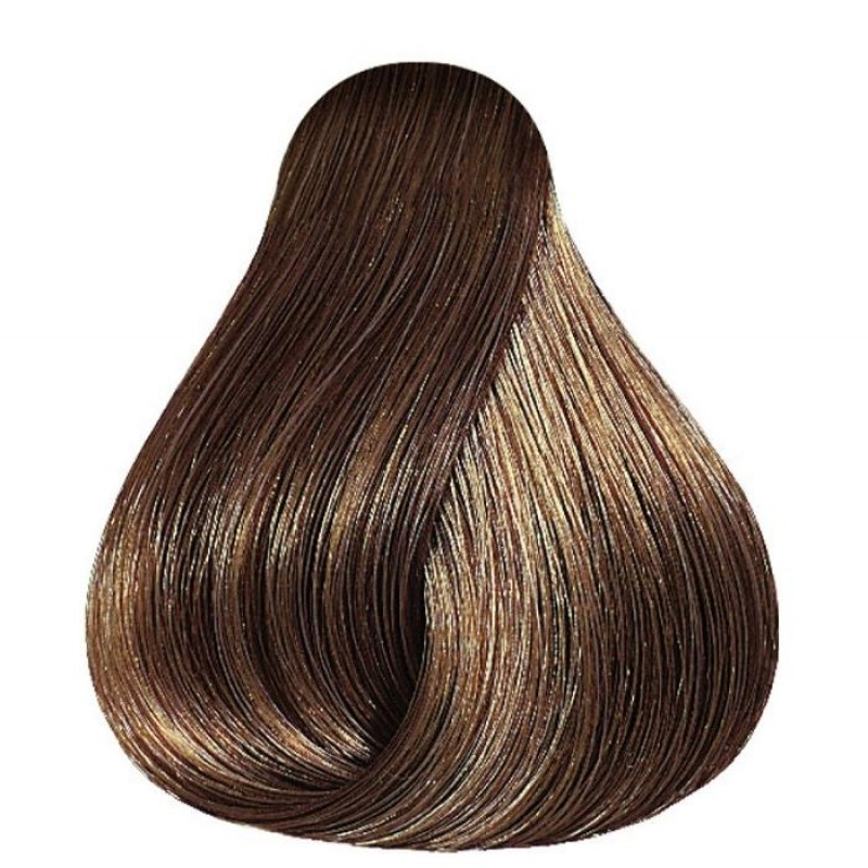 LONDA PROFESSIONAL 7/07 краска для волос, блонд натурально-коричневый / LC NEW 60 мл